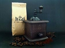 MACINACAFFE' MANUALE in FAGGIO  SCURO + 250 g CAFFE' FUSARI in grani