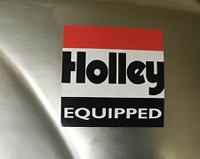 2x Holley Aufkleber Vergaser Tuning USA US Car Hot Rod Muscle Big Block V8 NEU
