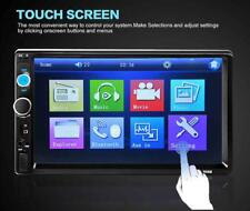 Autoradio 2Din Autoradio Doppio Din Car MP5 Player Pannello Touch Screen 7010B