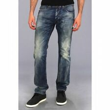 Diesel Cotton Classic Fit, Straight 32L Jeans for Men