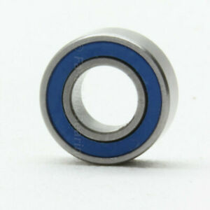 9x17x5 Ceramic Rubber Sealed Bearing MR689-2RSC