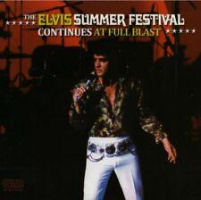 Elvis Presley CD The Elvis Summer Festival Continues At Full Blast - NEU
