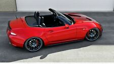 Cup Dachspoiler Heckspoiler Mazda MX-5 IV 4 Spoiler Splitter Rear Cap ND 2014