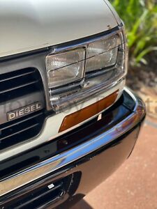 Toyota Landcruiser 80 Series - Headlight Protector