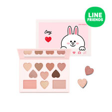 [MISSHA] Line Friends Edition Color Filter Shadow Palette 15g #Pitapatting Cony