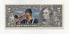 Figurina EDIS TORINO serie FAR WEST NORDISTA TROMBA 2 dollari Banconota Punti