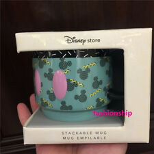 Mickey Mouse Memories Stackable Mug September Disney store Limited Edition