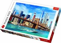 "Trefl 500 Piece Jigsaw Puzzle - ""New York City"" - Brand New and Sealed"