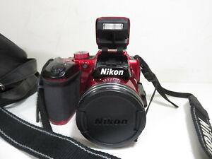 Nikon COOLPIX B500 16.0MP Digital Camera - Red / Only $0.01!!! 👀🔥