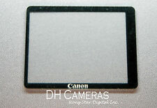 Canon A2200 LCD Window outer Glass Screen Display +Tape adhesive