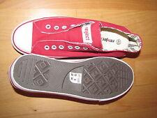 Reject Sneakers NEU 40 rot Slipper Unisex Damen Mädchen Jungen Schuhe Freizeit