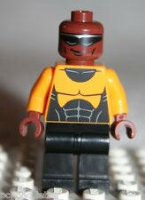 Lego POWER MAN MINIFIGURE from Super Heroes Spider-Helicopter Rescue (76016)