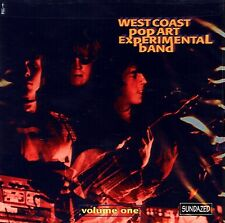WEST COAST POP ART EXPERIMENTAL BAND Volume One CD NEW RARE PSYCH SUNDAZED 1