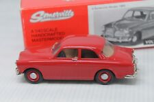 SOMERVILLE 124 * VOLVO AMAZON *  1962 * 1:43 * OVP