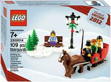 LEGO / 3300014 / Ltd Edition 2012 Christmas Set / RARE✔ BNIB✔ NEW SEALED✔