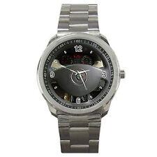 New Hot Sport Metal Watch Renault Duster 2012 Steering Wheel