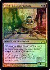MTG MAGIC THE GATHERING - HIGH PRIEST OF PENANCE - GATECRASH FOIL NEAR MINT!