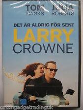 Larry Crowne (DVD, 2011) NEW SEALED (Nordic Packaging) Region 2 PAL