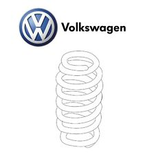 For Volkswagen Rabbit Jetta Beetle Rear Left or Right Coil Spring Genuine