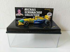 Minichamps 1/64 Benetton Ford B191 M. Schumacher - MSC 4 - 641107