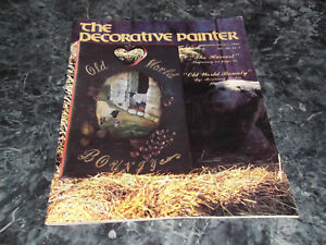 The Decorative Painter Magazine September October 1984 Vol XII No 5 The Harvest