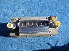 1960 Ford Car Radio with Nice Knobs & Dial Original FOMOCO 04MD 426388