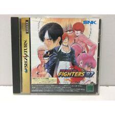 King of Fighters 97 Sega Saturn Jap