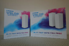 Linksys Velop AC4600 Whole Home Mesh Wi-Fi Router System 3 Nodes