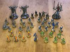 Warhammer 40,000 - Eldar Craftworld painted army