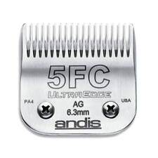 Andis UltraEdge Detachable Blade, Size 5FC - Leaves 6.3mm Fits Andis, Wahl, Oste