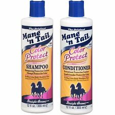Mane 'n Tail Color ProtectShampoo and Conditioner 355ml