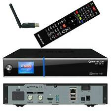 GigaBlue UHD UE 4K 2xDVB-S2 FBC Twin Tuner Linux Satelliten Receiver Wifi 2160p