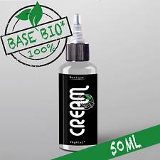 E-liquide Bio* Crème Chantilly 50%MPVG|50%VG 50ml E-Cigarette 🔥PRIX PROMO🔥
