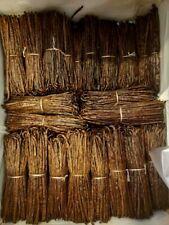 "1/4 lb Madagascar Vanilla Beans 5-7"" Grade B free shipping"