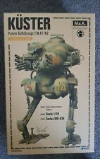 WAVE Ma.k Maschinen Krieger SF3D MK-038 1/20 SAFS Kuster Model