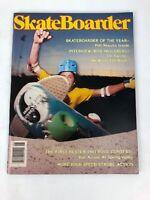 Rare Skateboarder Magazine June 1978 Vintage Volume 4 Number 11 *VGC* FSTSHP