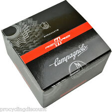 NEW 2017 Campagnolo RECORD 11 Speed Ultra Shift Cassette Fit Chorus Athena 11-25