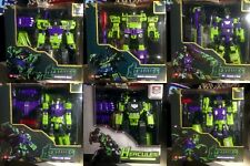 TFC Hercules (Devastator) Set of 6 + TFC-007 Rage of Hercules Add-on Kit