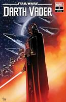 Star Wars Darth Vader #3 1:25 Variant (2020 Marvel Comics) Kuder Cover