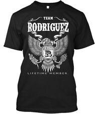 Rodriguez View More Names Here - Team Lifetime Member Hanes Tagless Tee T-Shirt