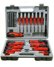 42 Piece Screwdriver Tool Set - with Flexible Driver