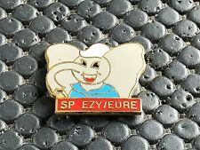 PINS PIN BADGE SAPEUR POMPIER FIRE EZY SUR EURE ELEPHANT