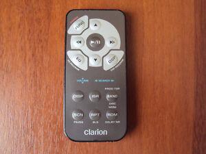 CLARION RCB 114 Remote Control for Car Audio