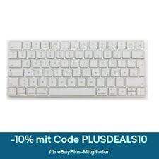 Apple Magic Keyboard teclado inalámbrico Bluetooth plata blanco OEM sin Lightning *