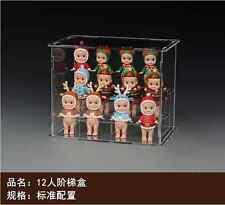 Model Acrylic Display Stand figure, gundam,bearbrick, sonny angel Cosplay Box