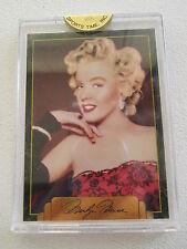 Marilyn Ruby Trading Card