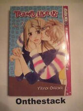 MANGA:  Tramps Like Us Vol. 7 by Yayoi Ogawa (2005, Paperback) In new condition!