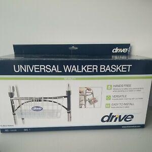 Drive Universal Walker Basket With No Plastic Insert