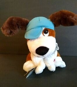 """Chantilly Lane Plush Musical Animated Dog """"Thank You For Being A Friend"""" PBC"""