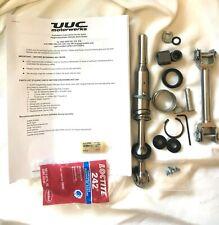 UUC Motorwerks Short shift USSE5 and double shear selector rod DSSR147